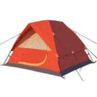 户外帐篷双层防暴雨3人野外露营帐篷 支持礼品卡支付