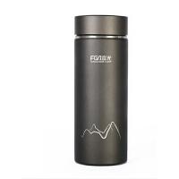 富光保温杯 不锈钢带盖保温水杯320ml 带过滤网茶杯FZ1017-320