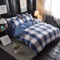 四件套床上用品被套宿舍1.2m米单人学生床单三件套3寝室被子
