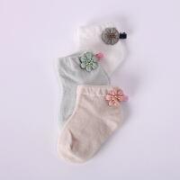春夏款宝宝新生儿宝宝纯棉地板袜子婴儿袜子松口