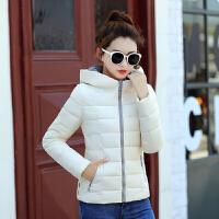 冬装女短款新款韩版修身显瘦棉衣软妹学生冬季外套女棉袄