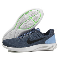 nike耐克 男鞋lunar登月跑步鞋减震运动鞋跑步843725-001