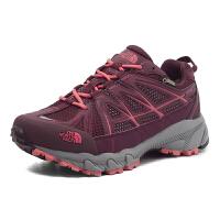 TheNorthFace/北面 CLW7 女式GTX防水透气徒步鞋 防滑耐磨徒步登山鞋 户外旅行休闲运动鞋