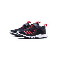 adidas阿迪达斯童鞋男小童透气魔术贴跑步鞋儿童运动鞋