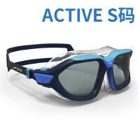 户外运动大框游泳眼镜男泳镜女高清防水防雾泳镜儿童海边度假