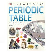 DK Eyewitness Periodic Table 目击者系列 元素周期表 DK出版社 少年科普读物 全彩大图