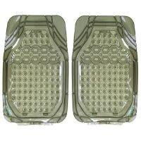 星德瑞拉 汽车通用脚垫 乳胶PVC脚垫透明防水防滑塑料橡胶硅胶脚垫