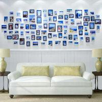 照片墙装饰相框墙创意简约现代个性相框挂墙组合客厅相片墙