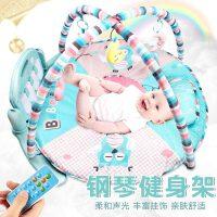 脚踏钢琴 宝宝玩具 0-1岁3-6-12个月游戏毯