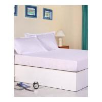 可定做 学生4件套 床上用品四件套条纹贡缎四件套可定做酒店、 白色 加密 1.8m 被套220*240cm