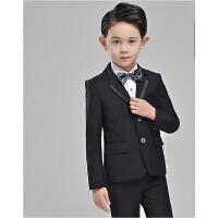 儿童西装套装钢琴演出服男宝宝中大童周岁小西服婚礼花童礼服男童