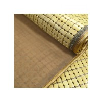 夏季凉席麻将沙发垫定制布艺凉席竹垫凉垫 夏天防滑坐垫凉垫