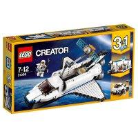 【当当自营】LEGO乐高航天飞机探险家 31066