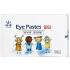 阿瞳护眼贴配合阿瞳二代视力恢复仪阿瞳近视眼恢复仪使用润滑滋养 保姆护眼贴 18年7月 买5送1