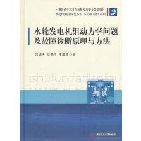 水轮发电机组动力学问题及故障诊断原理与方法