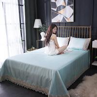 冰丝凉席三件套空调软席1.8m床夏季韩版可水洗折叠夏天1.5米席子