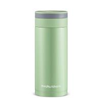 【当当自营】MORPHY RICHARDS/摩飞电器保温杯男女士水杯便携商务MR1011橄榄绿