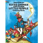Elves, Gnomes, and Other Little People Coloring Book