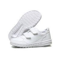 阿迪达斯童鞋男秋季新款小童休闲鞋女魔术贴包头儿童运动鞋