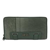 迪赛 DIESEL X01841-PR125-T8125 时尚女款手拿包 墨绿色
