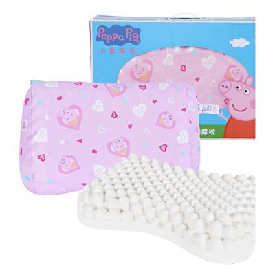 Peppa Pig小猪佩奇泰国天然儿童乳胶枕头 学生护颈枕 佩佩猪棉枕