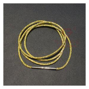 黄金吊坠专用挂链绳 金色 精美吊坠挂绳 不退色