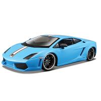 1:24兰博基尼跑车模型飓风盖拉多跑车合金汽车模型摆件礼品
