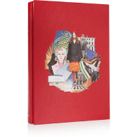 原版包邮 Pradasphere星球普拉达Prada时尚品牌 服装橱窗设计盒装 服装专卖店设计书籍