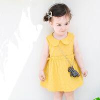 宝宝裙子夏装女童夏季公主裙婴儿连衣裙