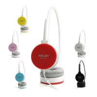 硕美科 声籁 EM300 头戴式音乐电脑耳机 6种颜色 3.5mm单插头