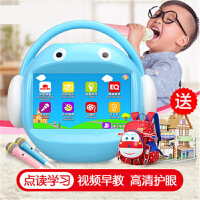 【支持礼品卡】儿童早教机r5r7触屏wifi卡拉OK唱歌机3-6岁全脑开发学习机j7c