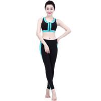 瑜伽服套装女 瑜珈健身服运动背心愈加跑步服 支持礼品卡支付