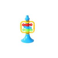 20180801061914185�和�小玩具可吹的小喇叭����卡通塑料喇叭��意小�Y物玩具批�l地��