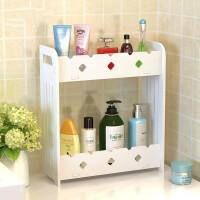 桌面收纳架置物架化妆品收纳盒浴室防水洗漱台多层储物架整理架