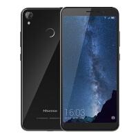 海信(Hisense)哈利 4GB+32GB 星空黑 全面屏手�C 通 移�与�信�通4G手�C �p卡�p待