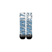 篮球袜子男中筒长袜加厚毛巾运动袜精英袜防臭篮球袜 B款- 1 均码