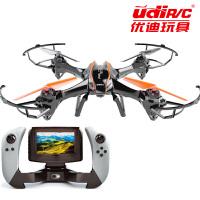 遥控飞机航大飞行器高清航拍无人机拍耐摔四轴直升机男孩玩具