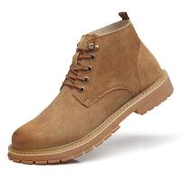 劳保鞋男士工作鞋防砸防刺穿轻便安全鞋工地老保耐磨夏季透气