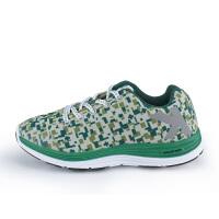 KELME卡尔美 K16X905 女式轻便跑步鞋 透气减震运动鞋 多彩休闲慢跑鞋