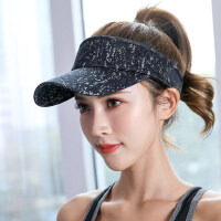 户外帽子女士ins韩版百搭鸭舌帽潮牌街头运动遮阳帽棒球帽空顶帽