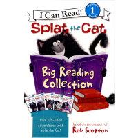 Splat the Cat: Big Reading Collection 小猫雷弟故事集(五册)(I Can Read