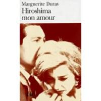 【法语原版】杜拉斯 广岛之恋 Hiroshima mon amour 进口法语书