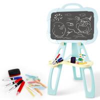 儿童黑板支架式家用小学生白板宝宝学写字画板水笔可擦磁性涂鸦板