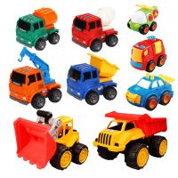 回力小汽车儿童玩具男孩工程车宝宝玩具车磁力惯性