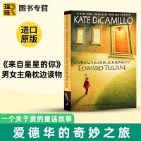 爱德华的奇妙之旅 The Miraculous Journey of Edward Tulane 英文原版小说 美版 韩