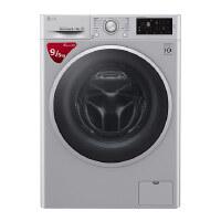 LG 9公斤直驱变频智能洗烘一体全自动家用滚筒洗衣机WD-M51BNF45