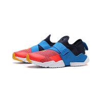NIKE耐克男大童休闲鞋2019新款华莱士时尚撞色跑步运动鞋BQ7568