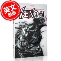 现货 毒液:致命守护者 英文原版 Venom:Lethal Protector 电影毒液同步漫画小说版 精装 Marv