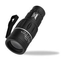 新款X52高倍超清双调单筒望远镜户外望远镜 -含手机夹