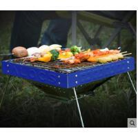 烤炉轻盈户外烧烤炉3人-5人易清洗便携折叠烧烤架家用木炭烧烤工具
